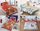 Christmas Single Duvet/Quilt Cover Set - 4 Designs Available