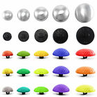Domed Button blanks for cover buttons in various size's with plastic backs