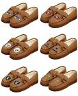 NFL/ MLB Team Logo Warm Winter Moccasin Slippers-Pick your team $24.99 USD