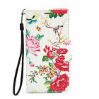 Magnetic Flip Wallet PU Leather Stand Case Cover For Samsung Galaxy S4 5 6 Note