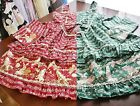 Bodyline Sweet Lolita Musical Bunnies JSK Dress Red or Green Sizes M or 2L NWT