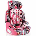 Cosatto Zoomi Group 1/2/3 Baby Car Seat With 5 Point Plus  9 Months - 12 Years <br/> FREE Side Window Sun Shades With This Seat!