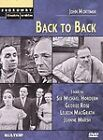 Broadway Theatre Archive Back To Back DVD Jeanne Marsh -d-