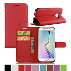 Slim Card Holder Leather Flip Soft Case Cover For Samsung Galaxy Core Prime G360