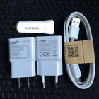 2A Original USB Wall AC Adapter Car Micro USB Charger Cable For Samsung Galaxy