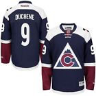 Colorado Avalanche Matt Duchene Mens Premier Jersey SEWN by Reebok M 4XL