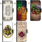 CASE88 Design Movie Series Harry Potter Collection A Phone Case Flip Cover