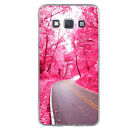 Silicon Ultra Slim Patterned Rubber Soft Gel Protective Back Case Cover For Asus