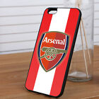 Arsenal Football Club FC Soft Rubber Case Cover For iPhone 5s 6/6s 7 Plus
