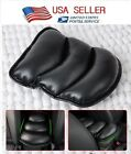 Luxury Universal PU Car Seat Arm Rest Cushion Memory Foam Padded Support Pillow