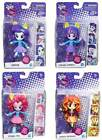 MY LiTTLE PONY EQUESTRiA MiNiS RARiTY SUnSet SHiMMeR PinKie Pie TWiLiGHt SPaRKLe