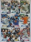 2016 TOPPS SERIES TWO CARDS #501 TO #701 COMPLETE YOUR SET