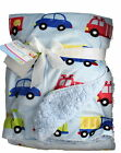 Baby Newborn Soft Fleece Blanket Pram Crib Moses Basket Girl Boy Unisex 0+ Month <br/> More Designs are Added please look till end