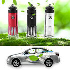 Mini Fresh Air Ionic Purifier Oxygen Bar Ozone Ionizer Cleaner For Auto Car