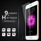 Premium Real Screen Protector Tempered Glass Protective for Apple iPhone 7 6 5 4