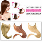 New Arrival 100% Remy  Human Hair Extensions Flip Invisible Wire Headband 16inch