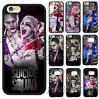 Harley Quinn Suicide Squad Joker Phone Case Fit for Iphone & Samsung