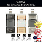 Kyпить US i-Flash Drive USB Memory Stick HD U-Disk 3 in 1 for Android/ios iPhone PC OTG на еВаy.соm