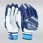 2017 Kookaburra T20 Flare Dark Blue Batting Gloves Size Mens Right & Left Hand