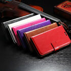 Wallet Card Flip Leather Skin Case Cover for Samsung Galaxy A8, SM- A8000