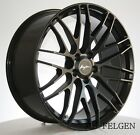 Breyton Spirit R Matt black 8,5 u.10x20 + Michelin BMW X3 F25 X4 F26 M40i