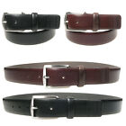 Vitali Great Quality Italian Leather Trouser Suit Belt 35mm Made in Italy 3917