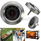 New BBQ Smoker Grill Stainless Steel Thermometer Temperature Gauge 60℃-427℃