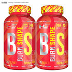 Flame Shape 120/240 Caps. Thermogenic Fat Burner Weight Loss Slimming Reduction
