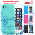 Waterproof Shockproof Dirt proof Dust Full TPU Case Cover for iPhone 6s 7 7 Plus