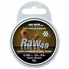savage gear raw 49 high carbon wire brown ! crazy price