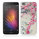 Rubber Patterned Silicone Clear Soft TPU Cute Back Cover Case For Samsung Galaxy