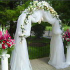 "Decorative METAL Wedding ARCH 1 pc 90"" x 55"" Party Wedding Decorations SALE"