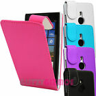 NEW STYLISH PU LEATHER MAGNETIC FLIP CASE COVER WALLET POUCH FOR NOKIA LUMIA 925