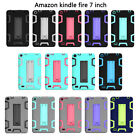 "Kids Gift Protective Stand Hot Case Cover For Amazon Kindle Fire 7"" 5th Gen 2015"