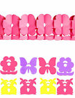 2 x Easter Paper Garland Banner Decorations Easter Paper Chains