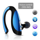 For iPhone Samsung LG Wireless Bluetooth Headset Sport Stereo Headphone Earphone