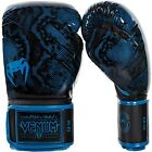 Venum Fusion Boxing Gloves MMA UFC Sparring Striking Blue