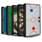 STUFF4 PU Leather Case/Cover/Wallet for Samsung Galaxy S3 Mini/Games