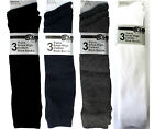 Knee high socks ( 9-6 1/2 ) Grey/Navy/Black/white