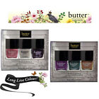 butter LONDON - Holiday Lacquer Collection - Nail Polish Trio Sets 1, 2 or BOTH!