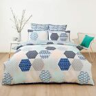 NEW Kamari Quilt Cover Set Quilt Cover Size: