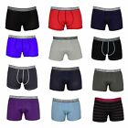 Mens Boxers Underwear Trunk Brief Shorts Cotton Under Pants Clothing Athletic