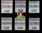 Custom LEGO Star Wars 5 Trooper decals Choice of 6 Colors or Special Troopers