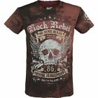 Rock Rebel by EMP  T-Shirt - No More Rules Spray Wash