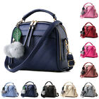 Women Handbag PU Leather Shoulder Bag Lady Party Satchel Tote Purses Bags