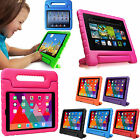 """For 7"""" Inch Tablet Universal Kids EVA Foam Case Shockproof Handle Stand Cover PC"""