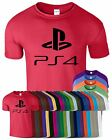 PLAYSTATION 4 PS4 T-SHIRT Mens Gameing Funny Game Gift Present Top T-Shirt