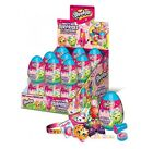 Shopkins Surprise Eggs - Party bag filler, Easter Egg Hunt, Treats, BLUE EGG