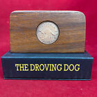 30th wedding anniversary Jarrah Plaque w/ 1987 penny. Other years available