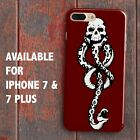 HARRY POTTER DEATH EATERS DARK MARK for iPhone 7 & 7 Plus Case Cover